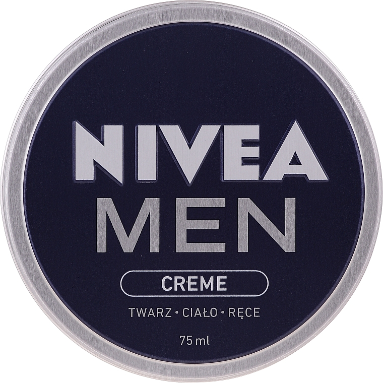 Set - Nivea Men Sensitive Elegance 2020 (foam/200ml + af/sh/balm/100ml + deo/50ml + cr/75ml + bag) — Imagine N7
