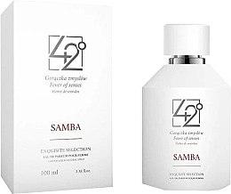 Parfumuri și produse cosmetice 42° by Beauty More Samba - Apă de parfum