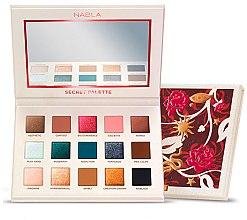 Parfumuri și produse cosmetice Paletă de farduri de ochi - Nabla Secret Palette
