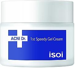 Parfumuri și produse cosmetice Cremă-gel pentru față - Isoi Acni Dr. 1st Speedy Gel Cream
