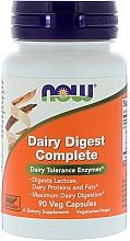 Parfumuri și produse cosmetice Supliment nutritiv - Now Foods Dairy Digest Complete