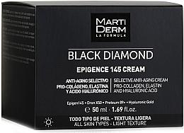 Parfumuri și produse cosmetice Cremă de zi pentru față - MartiDerm Black Diamond Epigence 145 Cream