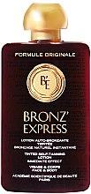 Parfumuri și produse cosmetice Loțiune auto-bronzantă pentru față și corp - Academie Bronz'Express Lotion
