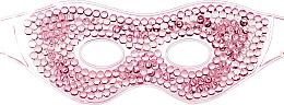 Parfumuri și produse cosmetice Mască cu efect de răcire pentru zona ochilor, roz - Avon