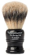 Parfumuri și produse cosmetice Pămătuf de ras, SH2B negru - Taylor of Old Bond Street Shaving Brush Super Badger Size M
