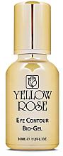 Parfumuri și produse cosmetice Bio-gel cu hirudină pentru pielea din jurul ochilor - Yellow Rose Eye Contour Bio-Gel
