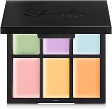 Parfumuri și produse cosmetice Corector de față - Sleek MakeUP Colour Corrector Palette