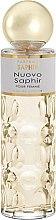 Parfumuri și produse cosmetice Saphir Parfums Nuovo - Apă de parfum (tester cu capac)