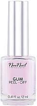Parfumuri și produse cosmetice Soluție pentru îngrijirea cuticulelor - NeoNail Professional Peel-Off Gum