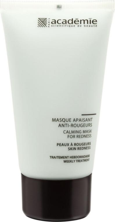 Успокаивающая маска для лица - Academie Sos Apaisant Anti Rougeurs Masque — фото N1