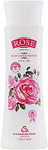 "Parfumuri și produse cosmetice Balsam de păr ""Soft & Silky"" - Bulgarian Rose Rose Conditioner With Natural Rose Oil"