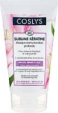 Parfumuri și produse cosmetice Mască cu crin și keratină pentru păr - Coslys Sublime Keratine Mask
