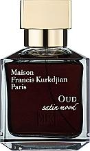 Parfumuri și produse cosmetice Maison Francis Kurkdjian Oud Satin Mood - Apă de parfum