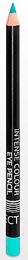 Creion de ochi - Affect Cosmetics Intense Colour Eye Pencil — Imagine N1