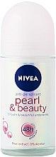 Parfumuri și produse cosmetice Antiperspirant 24h - Nivea Pearl & Beauty for Women Deodorant Stick