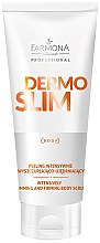 Духи, Парфюмерия, косметика Интенсивный скраб для тела - Farmona Professional Dermo Slim Intensively Body Scrub