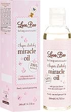 Parfumuri și produse cosmetice Ulei pentru vergeturi - Love Boo Miracle Oil