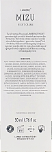 Увлажняющий ночной крем - Lambre Mizu Night Cream — фото N3