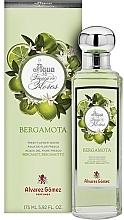 Parfumuri și produse cosmetice Alvarez Gomez Agua Fresca De Flores Bergamota - Parfum