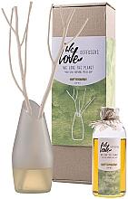 Parfumuri și produse cosmetice Difuzor de aromă, cu suport de sticlă - We Love The Planet Light Lemongras Diffuser