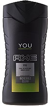 Parfumuri și produse cosmetice Gel de duș - Axe You Shower Gel