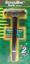 Parfumuri și produse cosmetice Aparat de ras de unică folosință - Super-Max Kwik Shaver
