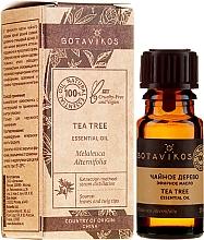 "Parfumuri și produse cosmetice Ulei esențial ""Arbore de ceai"" - Botavikos Tea Tree Essential Oil"