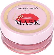 Parfumuri și produse cosmetice Mască pentru buze - Vivienne Sabo Lip Sleeping Mask