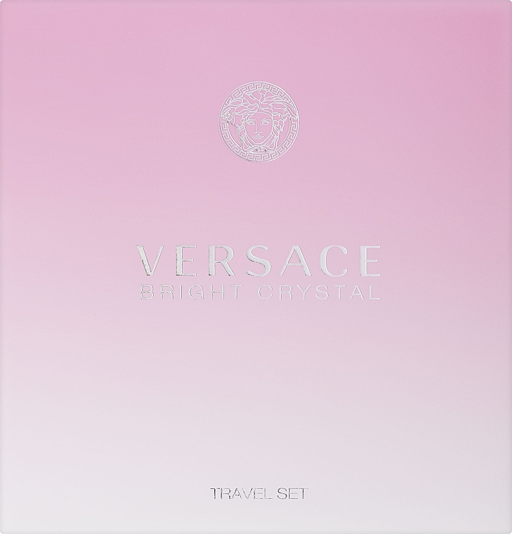 Versace Bright Crystal - Set (edt 90ml + b/l 100ml)