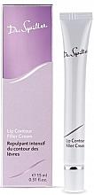 Parfumuri și produse cosmetice Cremă de umplere pentru conturului buzelor - Dr. Spiller Lip Contour Filler Cream