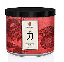 Parfumuri și produse cosmetice Kringle Candle Zen Strength - Lumânare aromată