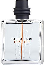 Parfumuri și produse cosmetice Cerruti 1881 Sport - Apă de toaletă (Tester cu capac)