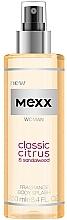 Parfumuri și produse cosmetice Mexx Woman Classic Citrus & Sandalwood Body Splash - Spray de corp