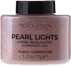 Parfumuri și produse cosmetice Iluminator pentru față - Makeup Revolution Pearl Lights Loose Highlighter