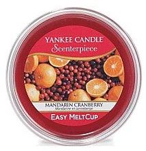 Parfumuri și produse cosmetice Ceară aromatică - Yankee Candle Mandarin Cranberry Scenterpiece Melt Cup