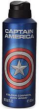 Parfumuri și produse cosmetice Deodorant - Marvel Captain America Deodorant