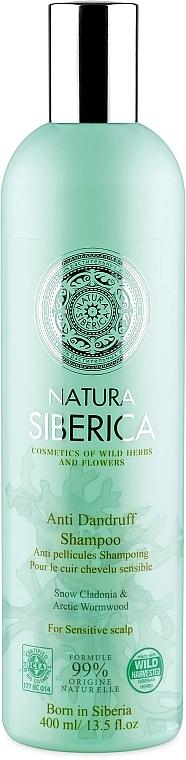 """Șampon """"Anti-mătreață"""" pentru scalp sensibil - Natura Siberica"""
