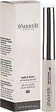 Parfumuri și produse cosmetice Ser pentru gene și sprâncene - Synouvelle Cosmectics Lash & Brow Activating Serum 2.0