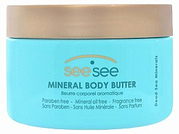 Parfumuri și produse cosmetice Ulei de corp - See See Mineral Body Butter