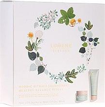 Parfumuri și produse cosmetice Set - Lumene Nordic Rituals (mask/75ml+cr/50ml)