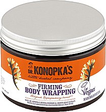 Parfumuri și produse cosmetice Împachetări de modelare pentru corp - Dr. Konopka's Firming Body Wrapping
