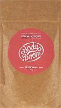 "Parfumuri și produse cosmetice Coffee Scrub ""Căpșună"" - BodyBoom Coffee Scrub Strawberry"