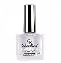 Parfumuri și produse cosmetice Сушка закрепитель для лака - Golden Rose Quick Dry Top Coat