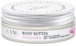 Parfumuri și produse cosmetice Masło do ciała Magnolia - Kanu Nature Magnolia Body Butter