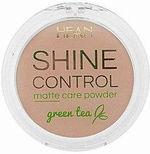 Parfumuri și produse cosmetice Pudră de față - Hean Shine Control Matte Care Powder