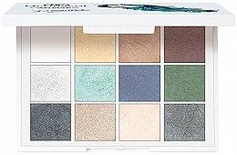 Parfumuri și produse cosmetice Paletă farduri de ochi - Dermacol Luxury Eyeshadow Palette