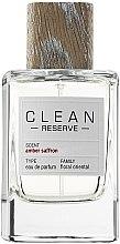 Parfumuri și produse cosmetice Clean Reserve Ambre Saffron - Apă de parfum