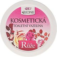 Parfumuri și produse cosmetice Vaselină cosmetică - Bione Cosmetics Cosmetic Vaseline With Rose Oil