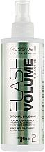 Parfumuri și produse cosmetice Spray pentru volum - Kosswell Professional Dfine Flash Volume