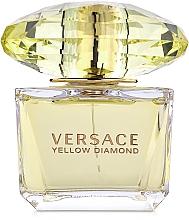 Parfumuri și produse cosmetice Versace Yellow Diamond - Apa de toaletă